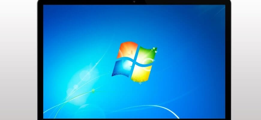 установка windows на макбук