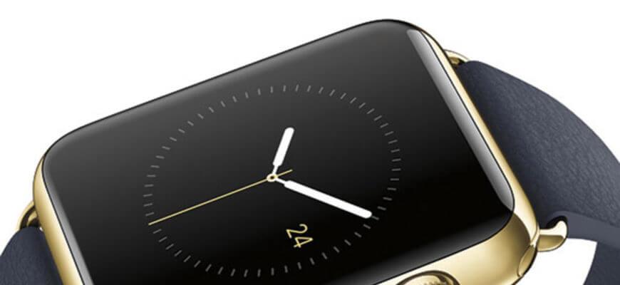 Ремонт apple watch дисплей в Москве