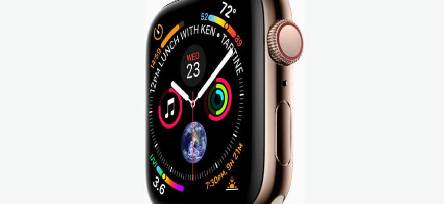 Ремонт apple watch кнопка в Москве