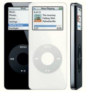Ремонт Apple iPod Mini
