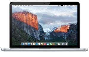 Ремонт Apple MacBook PRO RETINA 15 A1398