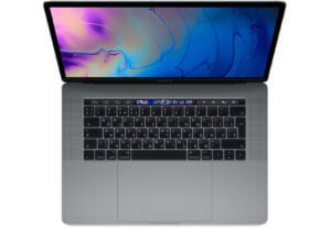 Ремонт Apple MacBook PRO RETINA TOUCHBAR 15 A1707